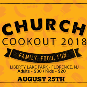 Church Cookout 2018